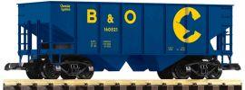PIKO 38882 Schüttgutwagen Chessie B&O | Spur G online kaufen