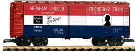 PIKO 38885 Geschlossener Güterwagen CB&Q Friendship Train | Spur G online kaufen