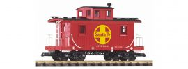 PIKO 38896 Güterzugbegleitwagen SF | Spur G online kaufen