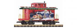 PIKO 38897 Güterzugbegleitwagen Weihnachtswagen 2019 | Spur G online kaufen