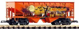 PIKO 38898 Schüttgutwagen Halloween 2019 mit Leuchtfarbe | Spur G online kaufen