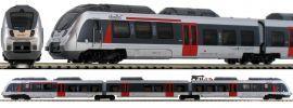 PIKO 40205 E-Triebwagen BR 442 Talent 2 Abellio | DC analog | Spur N online kaufen