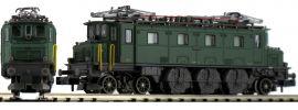 PIKO 40321 Elektrolokomotive  Ae 3/6 I 10710 grün der SBB Spur N online kaufen