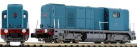 PIKO 40421 Diesellok Rh 2400 blau NS | DCC Sound | Spur N online kaufen