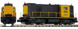 PIKO 40422 Diesellok Rh 2400 grau-gelb NS   DC analog   Spur N online kaufen