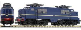 PIKO 40460 E-Lok Serie 1225 blau NS | DC analog | Spur N online kaufen