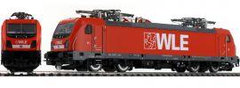 PIKO 51574 E-Lok BR 187 WLE | DC analog | Spur H0 online kaufen