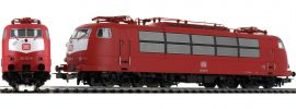 PIKO 51685 E-Lok BR 103 (kurz), orientrot DB | AC digital | Spur H0 online kaufen