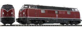 ausverkauft | PIKO 52606 Diesellok BR 221 | DB | DC analog | Spur H0 online kaufen