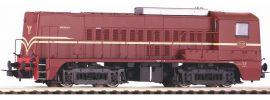 PIKO 52692 Diesellok Rh 2200 rotbraun NS | DC analog | Spur H0 online kaufen