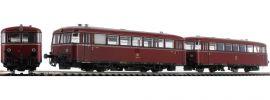 PIKO 52723 Schienenbus 798 + Steuerwagen 998.6 DB | AC-Sound | Spur H0 online kaufen