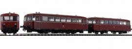 PIKO 52731 Schienenbus 798 + Steuerwagen 998.6 DB | AC digital | Spur H0 online kaufen