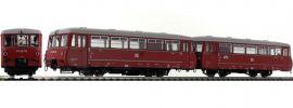 PIKO 52883 Dieseltriebwagen VT 2.09 DR | AC Sound | Spur H0 online kaufen