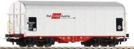 PIKO 54589 Schiebeplanwagen Shimmns | RCA | DC | Spur H0 online kaufen