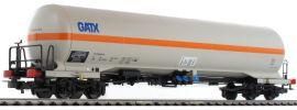 PIKO 54666 Druckgaskesselwagen Zags | GATX | DC | Spur H0 online kaufen
