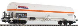 PIKO 54668 Druckgaskesselwagen Nacco ohne Dach | DC | Spur H0 online kaufen
