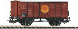 PIKO 54737 Gedeckter Güterwagen Malzfabrik Weyermann DRG | DC | Spur H0 online kaufen
