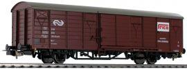 PIKO 54739 Gedeckter Güterwagen Gbs 181 Frico NS   DC   Spur H0 online kaufen