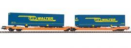 PIKO 54777 Taschenwagen T3000e LKW Walter | Wascosa | DC | Spur H0 online kaufen