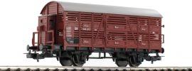PIKO 54869 Kleinvieh-Verschlagwagen V23 DB | DC | Spur H0 online kaufen