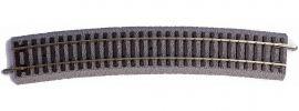 PIKO 55412 Bogen mit Bettung R2 422 mm | A-Gleis Spur H0 online kaufen