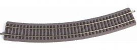 PIKO 55414 Gebogen mit Bettung R4 546 | 1 Stück | A-Gleis Spur H0 online kaufen