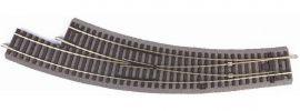 PIKO 55428 Bogenweiche, rechts BWR-R3 mit Bettung | 1 Stück | A-Gleis Spur H0 online kaufen