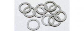 PIKO 56070 Haftreifen für ICE 4 | Packung mit 10 Stück | Spur H0 online kaufen