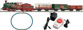PIKO 57080 Weihnachts Start-Set Dampflok mit Tender | Spur H0 online kaufen