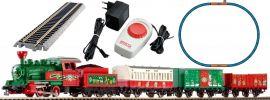PIKO 57081 Start-Set Weihnachtszug mit Dampflok | DC analog | Spur H0 online kaufen