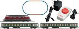PIKO 57132 Start-Set Eilzug mit Diesellok BR 220 | DB | DC analog | Spur H0 online kaufen