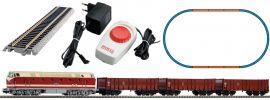 PIKO 57138 Start-Set Diesellok BR 119 mit Güterzug DR | DC analog | Spur H0 online kaufen