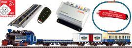 PIKO 57142 Start-Set Güterzug Roncalli R/C | DC analog | Spur H0 online kaufen