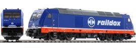 PIKO 57341 Diesellok BR 285 Raildox TRAXX | Raildox | AC digital | Spur H0 online kaufen