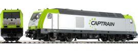 PIKO 57540 Diesellok TRAXX 285 | Captrain | DC analog | Spur H0 online kaufen