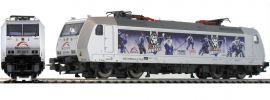 PIKO 57836 E-Lok BR 185 Kassel Huskies TX Logistik | AC-Digital | Spur H0 online kaufen