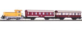 PIKO 58135 Zugpackung Diesellok BR 102.1 + 2 Personenwagen DR | DC analog | Spur H0 online kaufen