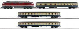PIKO 58214 Zugpackung BR 132 Interzonenzug DR | Exklusiv-Set 2019 | AC digital | Spur H0 online kaufen