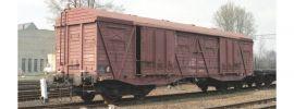 PIKO 58470 Großraumgüterwagen 401K PKP | DC | Spur H0 online kaufen