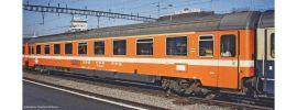 PIKO 58531 Schnellzugwagen Eurofima 1.Kl. SBB | DC | Spur H0 online kaufen