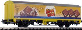 PIKO 58730 Ged. Güterwagen Sunrice | DB AG | DC | Spur H0 online kaufen