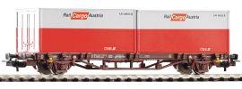 PIKO 58731 Containertragwagen   ÖBB Cargo   DC   Spur H0 online kaufen