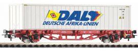 PIKO 58785 Containerwagen DAL DB   DC   Spur H0 online kaufen