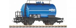 PIKO 58792 2-achs. Kesselwagen Ausiliare FS | DC | Spur H0 online kaufen