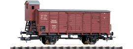 PIKO 58907 Ged. Güterwagen G02 Stettin | DRG | DC | Spur H0 online kaufen