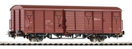 PIKO 58913 Gedeckter Güterwagen Gbgkks | CD-Cargo | DC | Spur H0 online kaufen