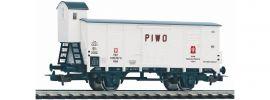 PIKO 58946 Gedeckter Güterwagen G02 PKP   DC   Spur H0 online kaufen