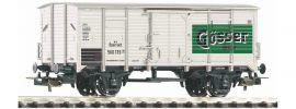 PIKO 58948 Gedeckter Güterwagen G02 Gösser Bier ÖBB   DC   Spur H0 online kaufen
