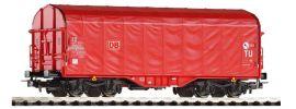 PIKO 58952 Schiebeplanenwagen Shimmns | DB Cargo | DC | Spur H0 online kaufen