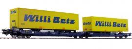 PIKO 58955 Taschenwagen T3000e Willy Betz | Nacco | DC | Spur H0 online kaufen
